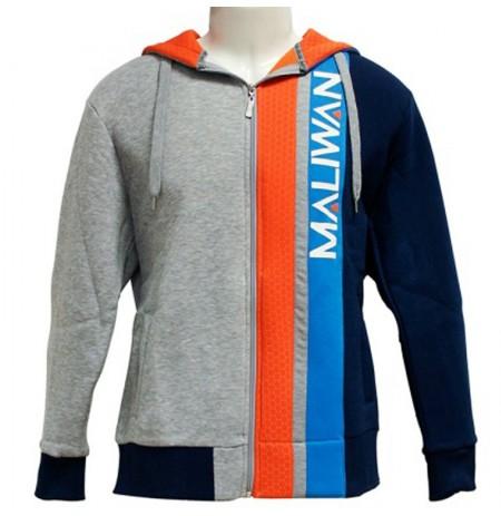 Borderlands Maliwan džemperis ar rāvējslēdzēju | XL izmērs
