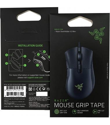 Razer Mouse Grip Tape for Razer DeathAdder V2 Mini  | Melns