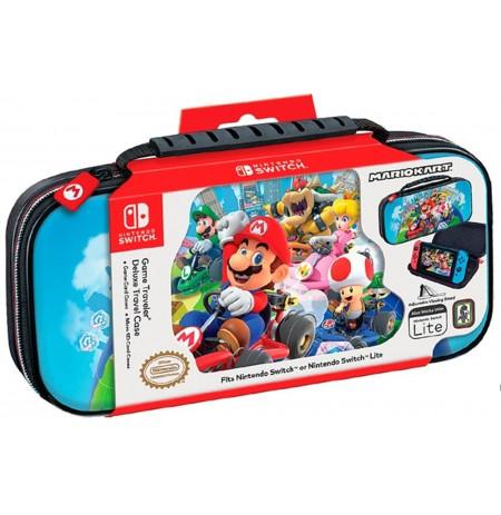 Game Traveler Deluxe Travel Case Mario Kart