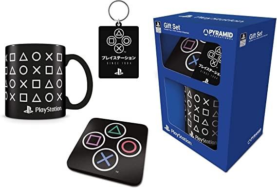 Playstation (Onyx) dāvanu komplekts