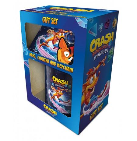 Crash Bandicoot 4 (About Time) подарочный набор