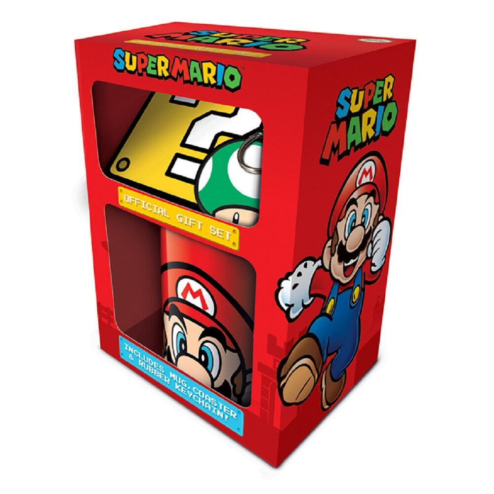 Super Mario (Mario) dāvanu komplekts