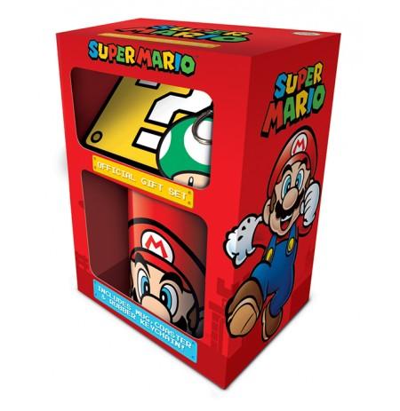 Super Mario (Mario) Gift Set