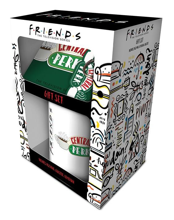 Friends (Central Perk)  dāvanu komplekts