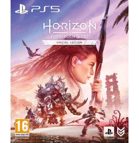 Horizon Forbidden West Special Edition + Preorder Bonus