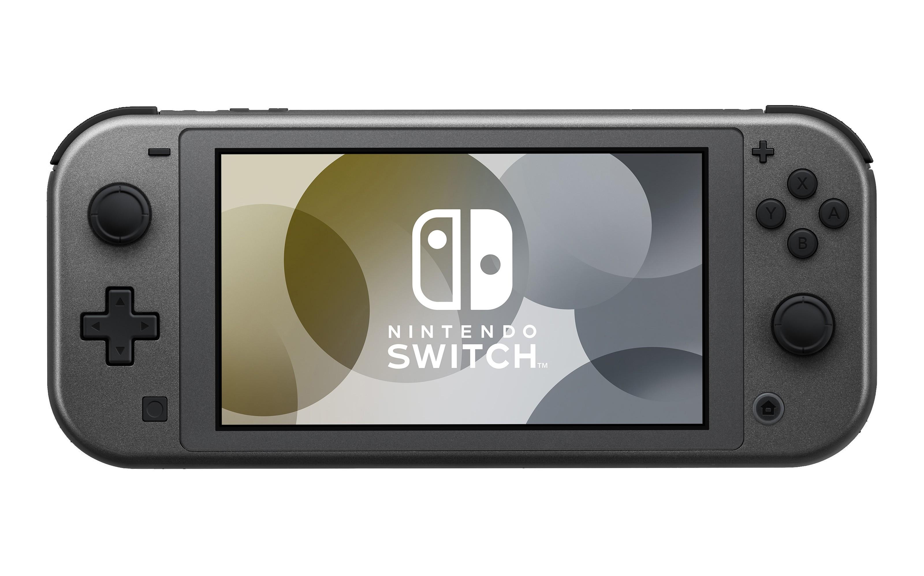 Nintendo Switch Lite | Dialga & Palkia Edition