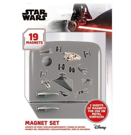 Star Wars (Death Star Battle) magnētu komplekts