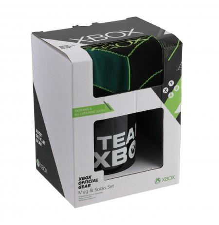 Xbox krūšu un zeķu dāvanu komplekts