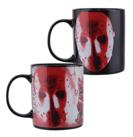 Friday the 13th Heat Change Mug