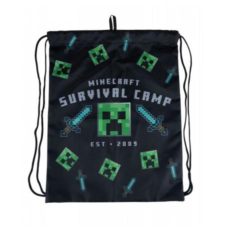 Minecraft (Survival Camp) sporta soma