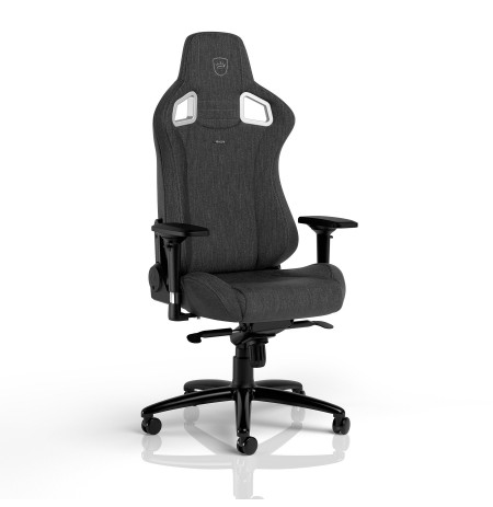 Noblechairs EPIC TX ergonomisks krēsls (Audums, tumši pelēks)