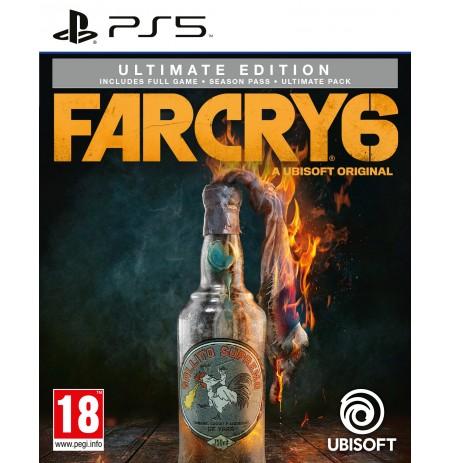 Far Cry 6 Ultimate Edition + Pre-Order Bonus