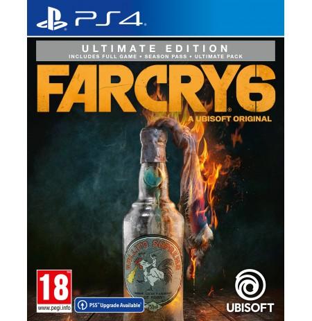 Far Cry 6 Ultimate Edition + preorder bonus