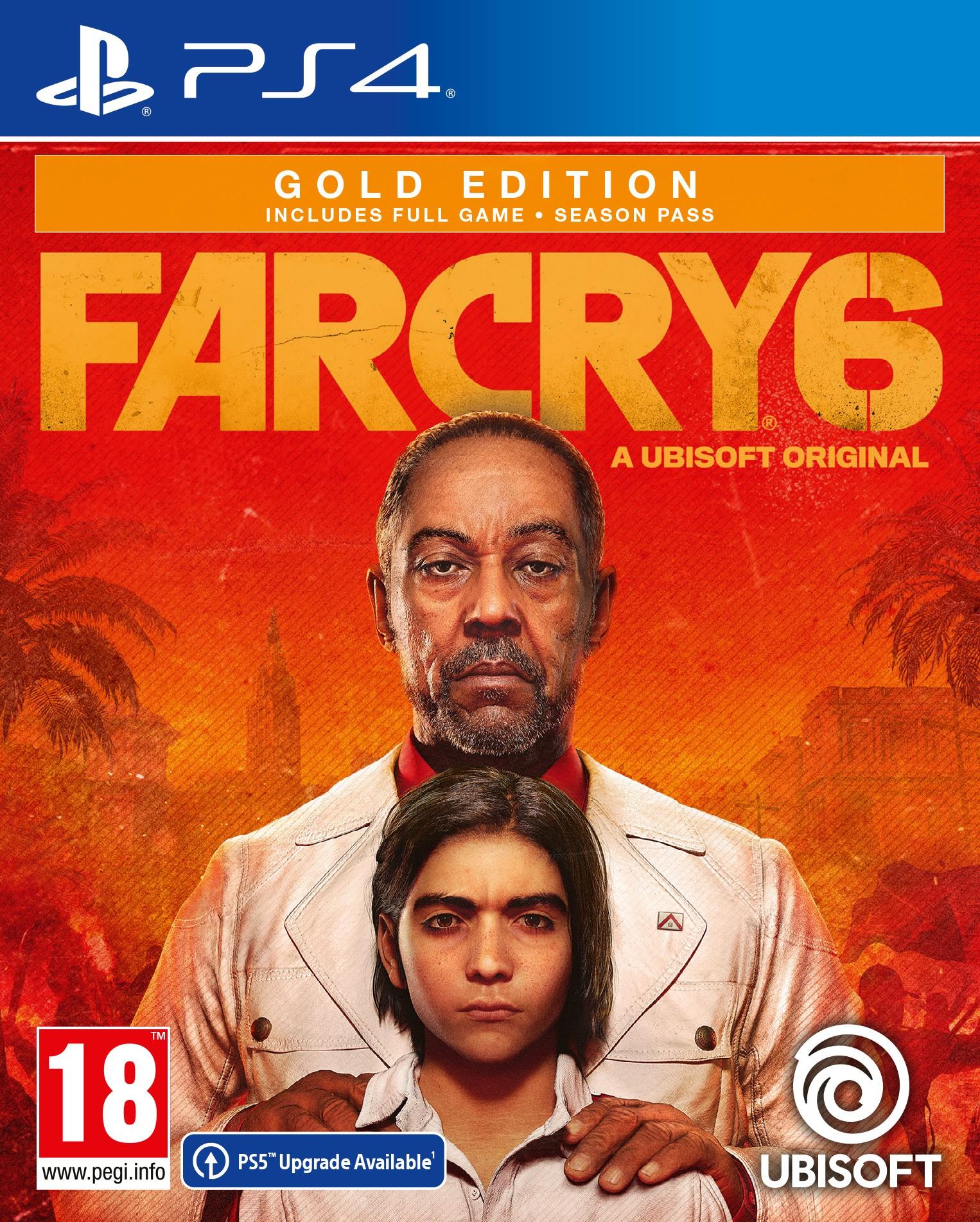 Far Cry 6 Gold Edition + preorder bonus