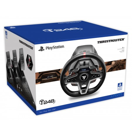 Thrustmaster T248 stūre| PS5/PS4/PC