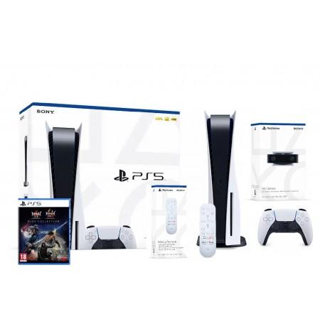 PlayStation 5 žaidimų konsolė 825GB (PS5) BUNDLE 2