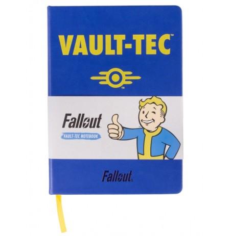 Fallout Vault-Tec A5 piezīmju grāmatiņa