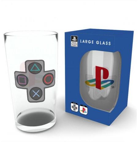 PLAYSTATION Buttons glāze