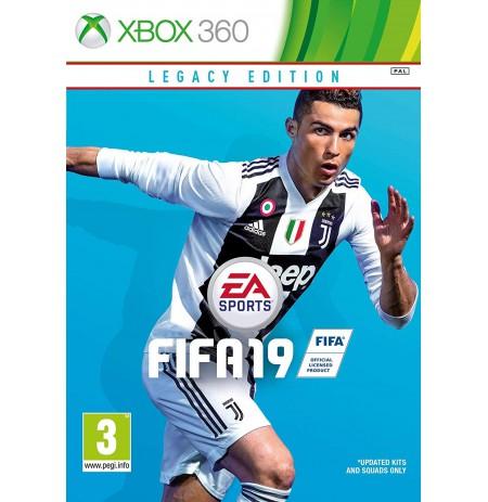 FIFA 19 - Legacy Edition X360