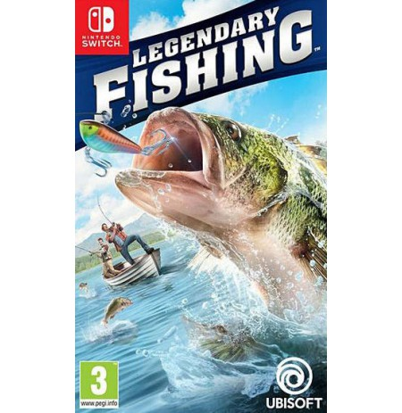 Legendary Fishing