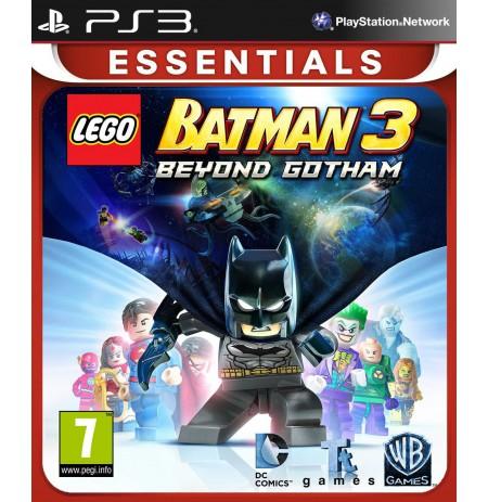 LEGO Batman 3 Beyond Gotham Essentials