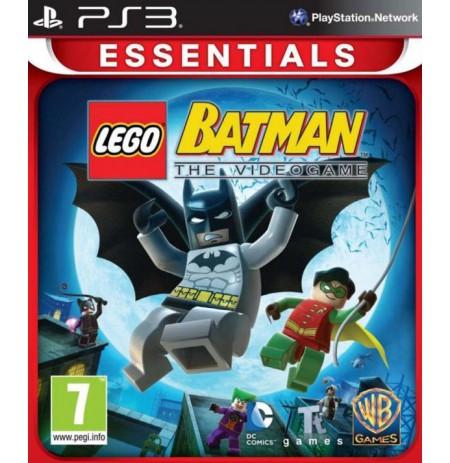 LEGO Batman Essentials The videogame