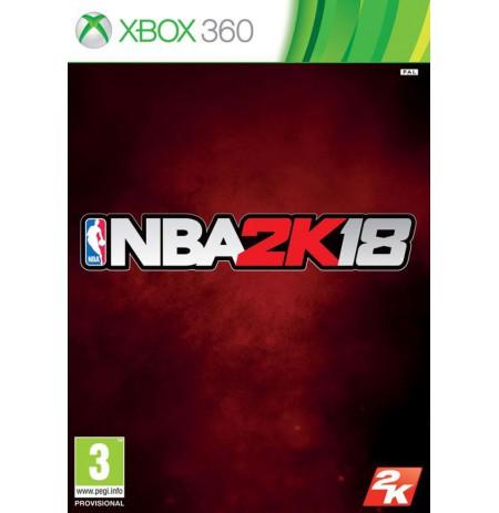 NBA 2k18 X360