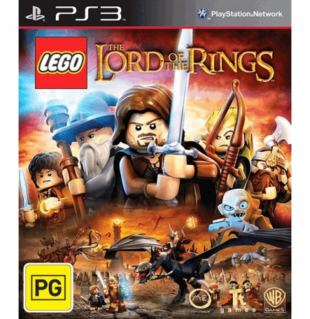 LEGO Lord of the Rings - Essentials