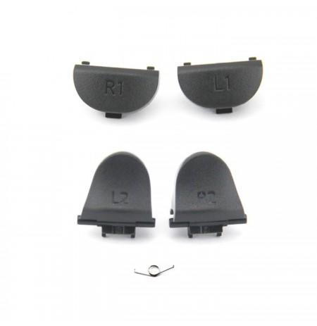 Dualshock 4 kontroliera L2R2 / L1R1 pogas
