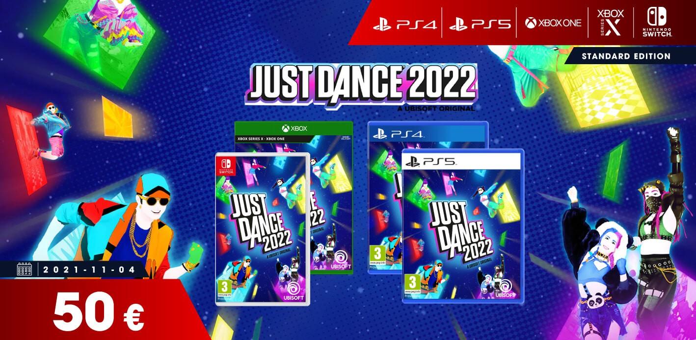 Just Dance 2022 PREORDER